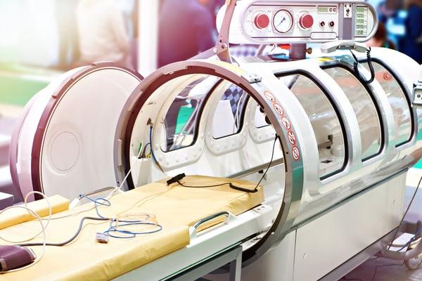 Hyperbaric Pressure Chamber